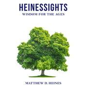 Heinessights - eBook