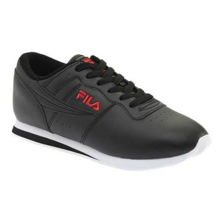 Men's Fila Machu Low Top Sneaker