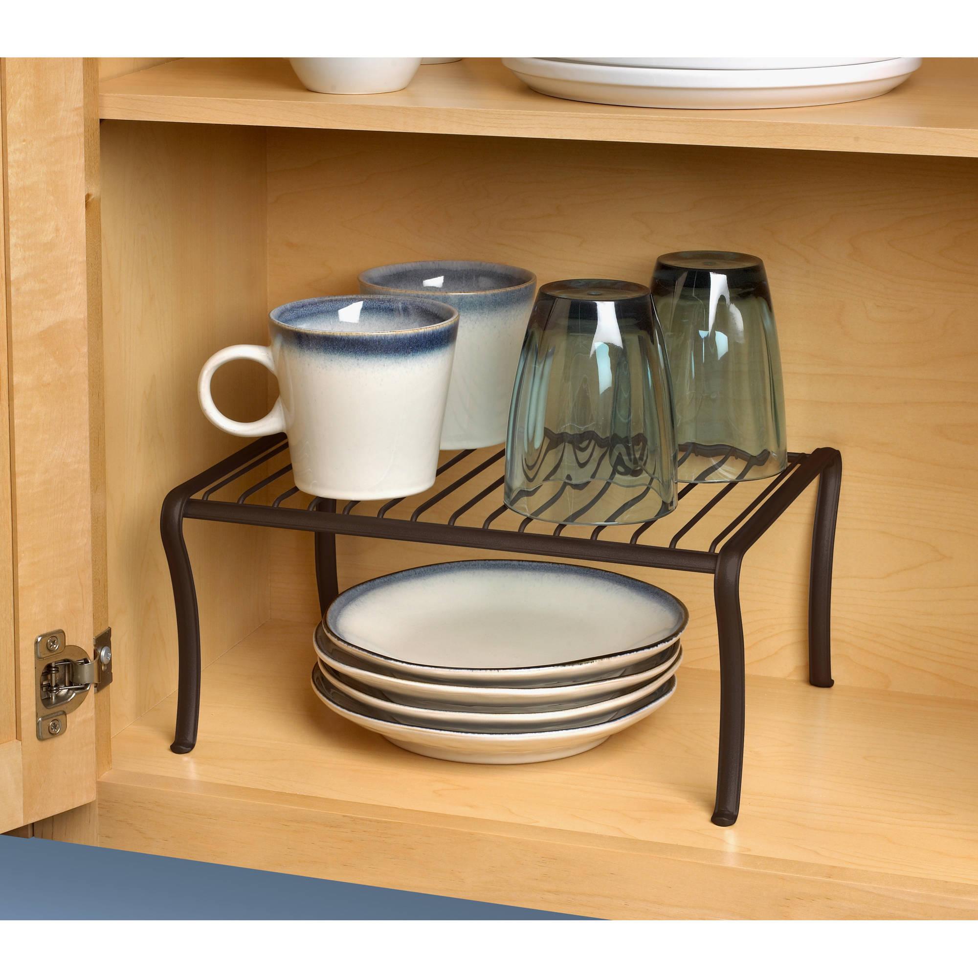 Spectrum Ashley Cabinet Shelf, Bronze