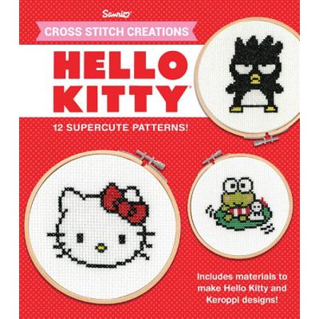Hello Kitty Halloween Coloring Pages To Print (Cross Stitch Creations Hello Kitty : 12 Supercute)