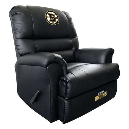 Surprising Boston Bruins Sports Recliner Chair Caraccident5 Cool Chair Designs And Ideas Caraccident5Info