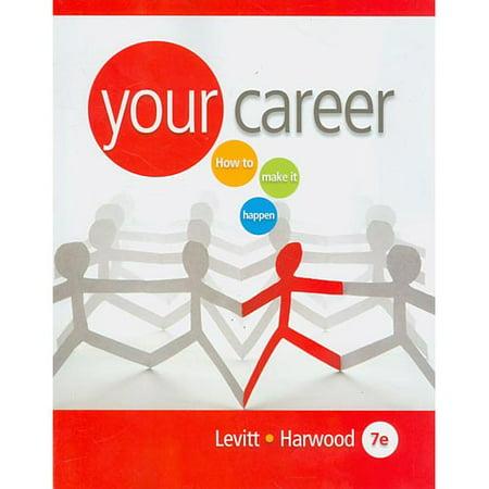 Your Career By Julie Levitt
