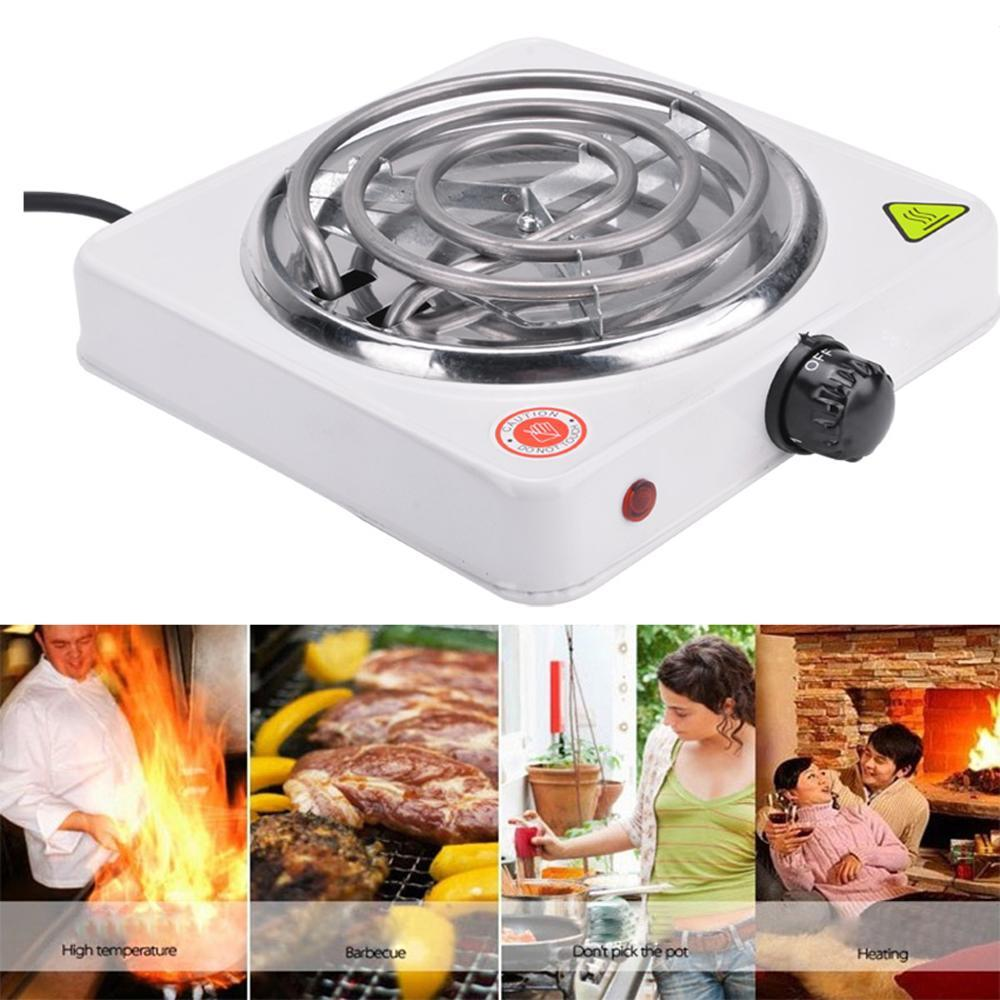 1000W Electric Stove Burner Hot Plate Portable Electric Heater Stove