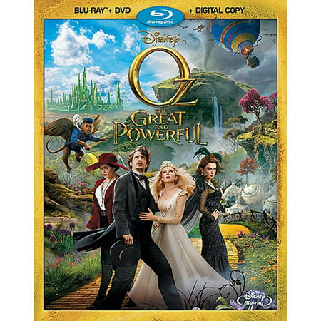 Oz The Great and Powerful (Blu-ray + DVD + Digital Copy)](Oz The Great And Powerful Dorothy)