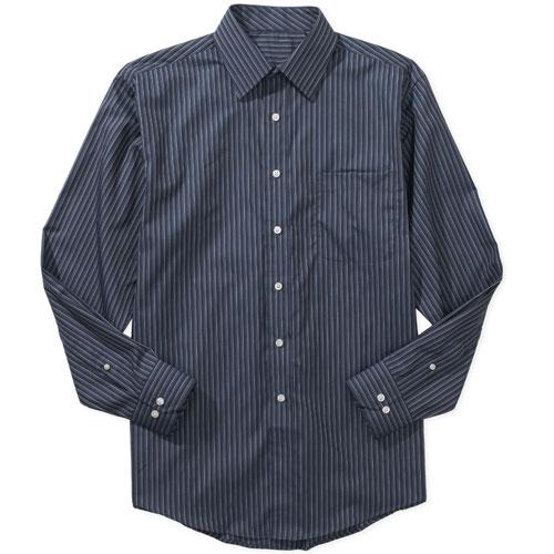 George - Men's Stripe Premium Dress Shirt