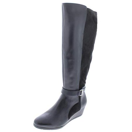 Giani Bernini Womens Cathrin Wide Calf Leather - image 1 of 2