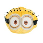 Minions Deluxe Fabric Hat for Birthday - Party Supplies - Licensed Tableware - Misc Licensed Tableware - Birthday - 1 Piece