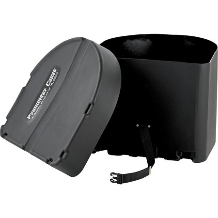 Bass Drum Case Bass - Protechtor Cases Protechtor Classic Bass Drum Case 22 x 20 in. Black