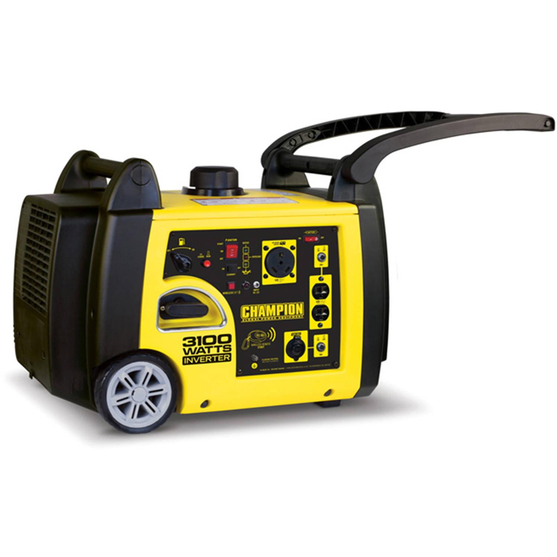 Champion i 3100 Watt RV Ready Portable Inverter Generator