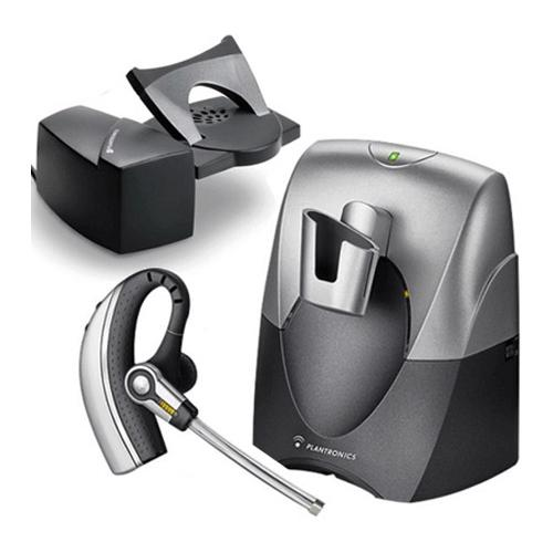 Refurbished Plantronics CS70N Mono Wireless Headset with Lifter Refurbished Replaces CS70 + HL-10