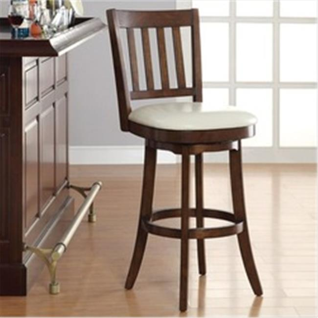 Avenue 6 Office Star BP-MSST30-EC28 Mission Bar Stool