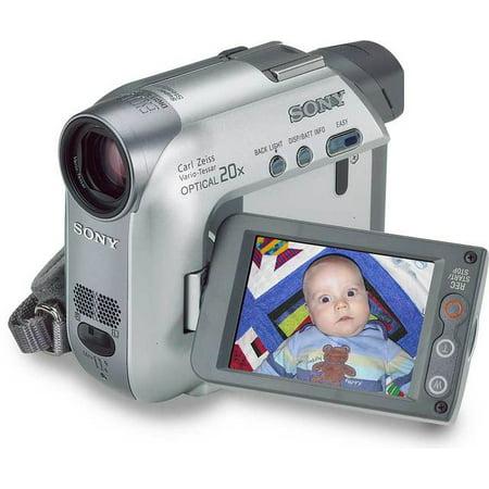 Sony MiniDV DCR-HC21 Handycam Video Camcorder