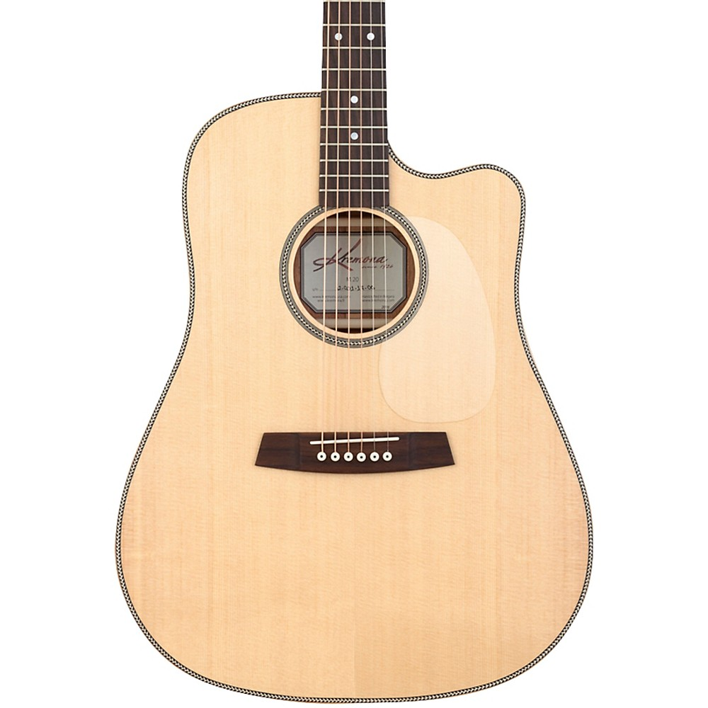 Kremona M20 D-Style Acoustic-Electric Guitar Natural