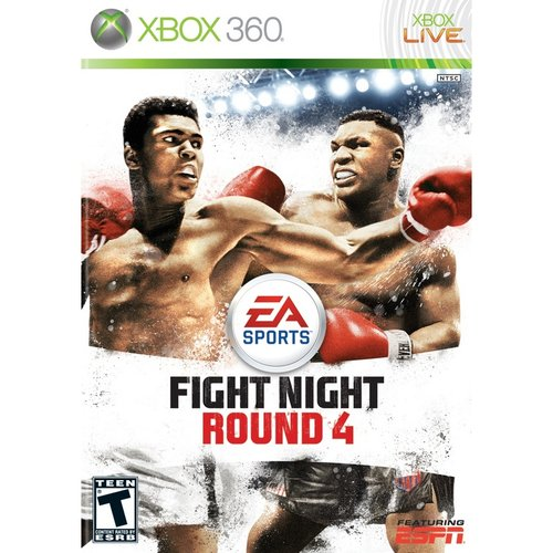 Fight Night Round 4 (Xbox 360) - Pre-Owned