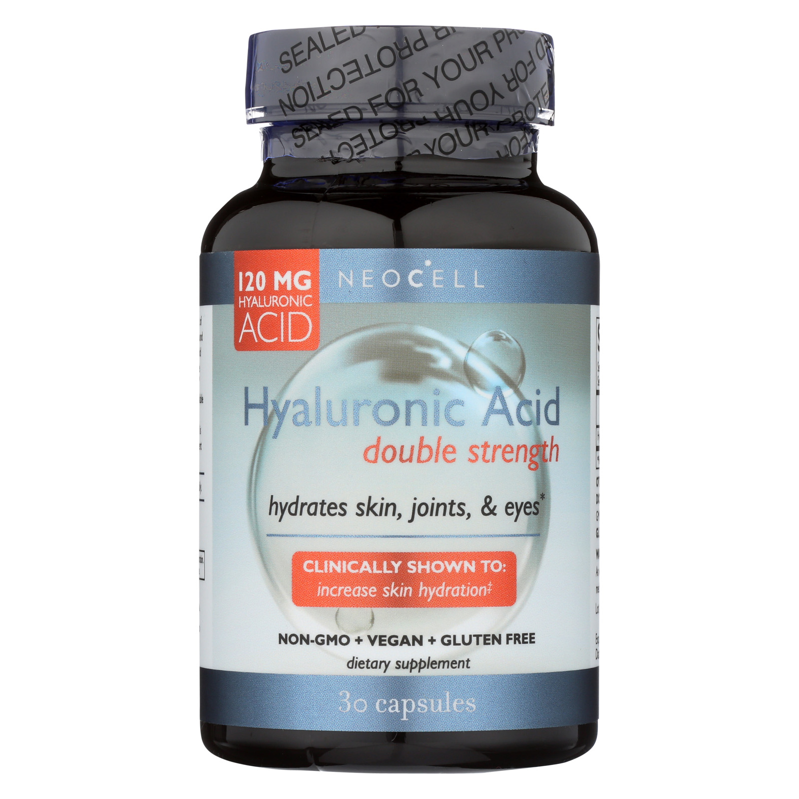 Neocell Laboratories Hyaluronic Acid - Stern - 30 Capsules