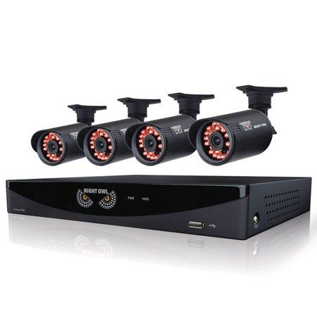 Night Owl F6454624n F6 45 4624n 4 Channel Video Security
