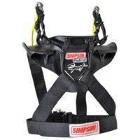 Simpson HS.XLG.11 Hybrid Sport Head and Neck Restraints, XL