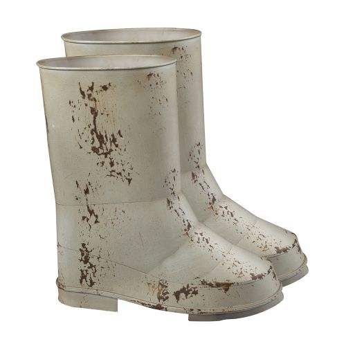 Sterling Industries 128-1019/S2 Set of 2 Boot Planters
