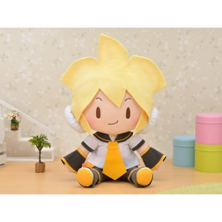 Big Box Toy - Hatsune Miku Series Mega Jumbo Big Plush Stuffed Toy - Kagamine Len (boy)