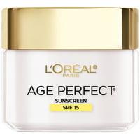 L'Oreal Paris Age Perfect Day Cream SPF 15, 2.5 oz.
