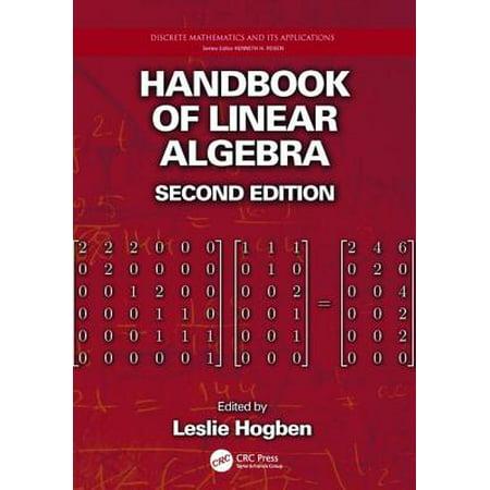 Handbook of Linear Algebra, Second Edition
