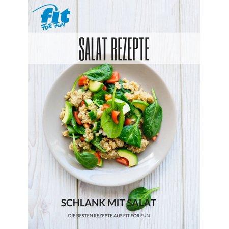 Abnehmen mit Salat Rezepten - eBook
