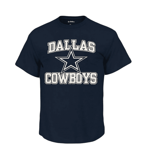 Cowboys Authentic Mens Starter T Big and Tall Sizes by Dallas Cowboys Authentic