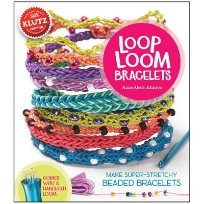 Loop Loom Bracelets : Make Super-Stretchy Beaded Bracelets - Loom Bracelet Instructions