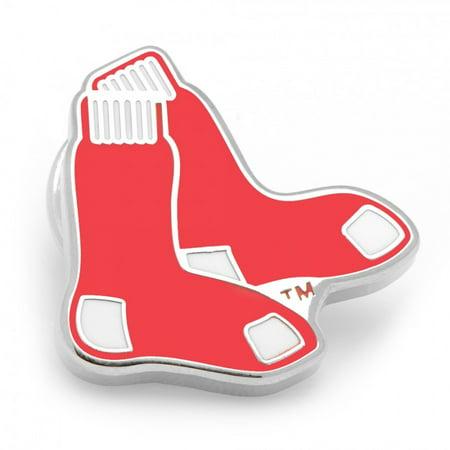Men's Cufflinks Inc Boston Red Sox Lapel Pin