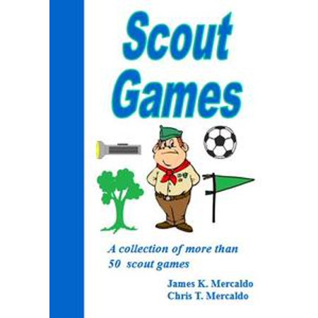 Scout Games - eBook (Halloween Games Girl Scouts)