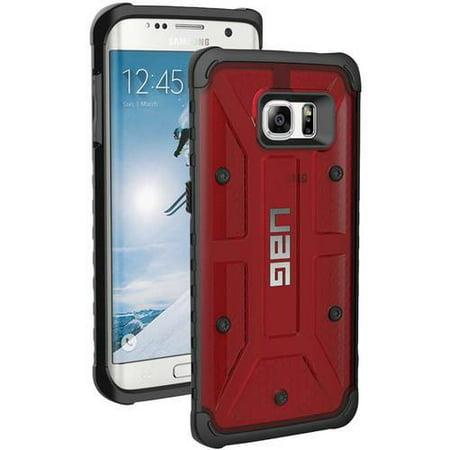 online retailer b8042 35d04 Urban Armor Gear GLXS7EDGE-CBT Samsung Galaxy S7 edge Composite Case