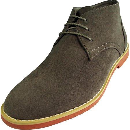 Via Farinella - Mens Classic Chukka Desert (Mens Desert Boot)