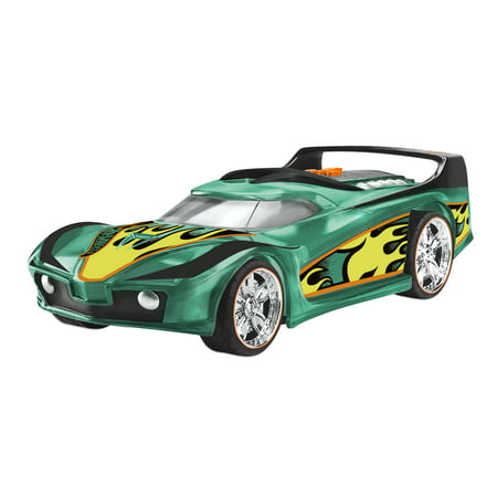 Hot Wheels Hyper Racer with Lights and Sounds - Spin King