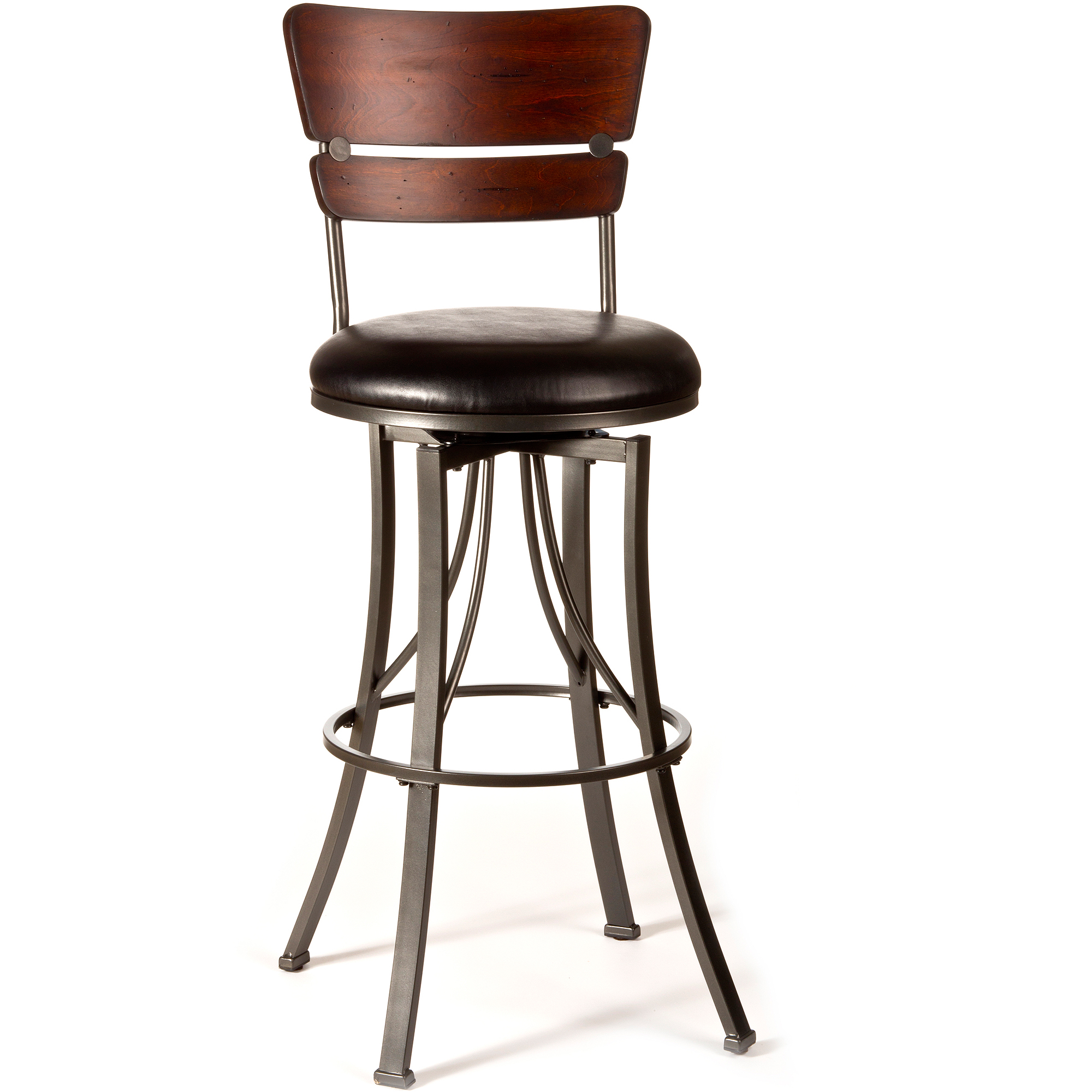 Santa Monica Swivel Bar Stool