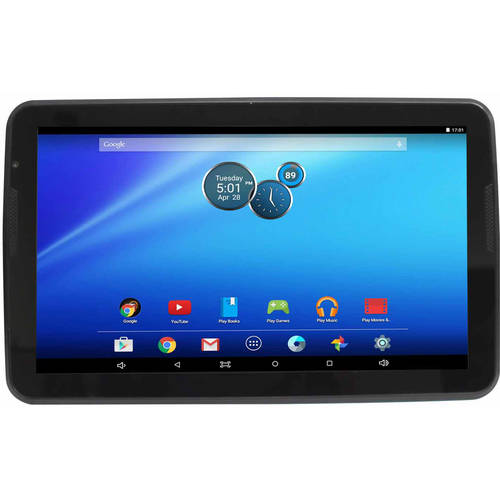 "Trinity Tablet with WiFi 10.1"" Touchscreen Tablet PC Featuring Android 5.0 (Lollipop) Operating System Refurbished"