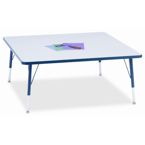 Jonti-Craft KYDZ Suite 48'' Square Activity Table