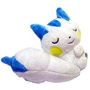 Pokemon 5 Inch Pachirisu Plush [Sleeping, Eyes Closed]