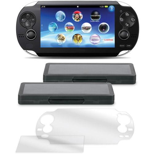 dreamGEAR PlayStation Vita Protect and Store Bundle (PCH-1000) PlayStation Vita