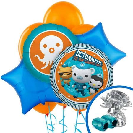 The Octonauts Balloon Bouquet](Balloons Online)