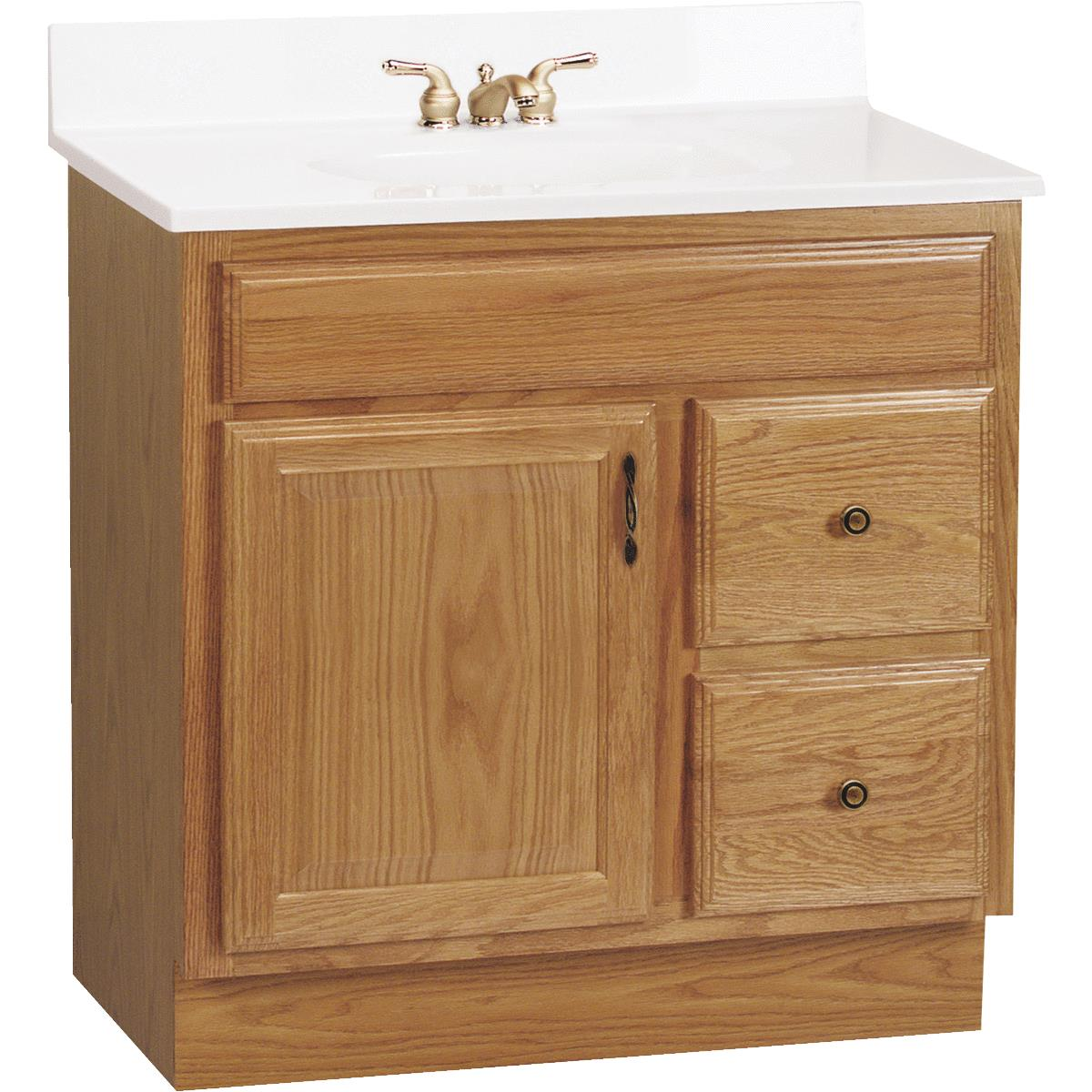 Continental Cabinets Wilmington 30 Vanity & Top Combo