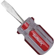 Toolbasix TB-SD03 Screwdriver Tb 0.25 x 1.5 in. Slotted