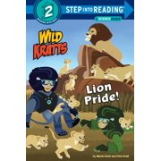 Lion Pride (Wild Kratts) - eBook
