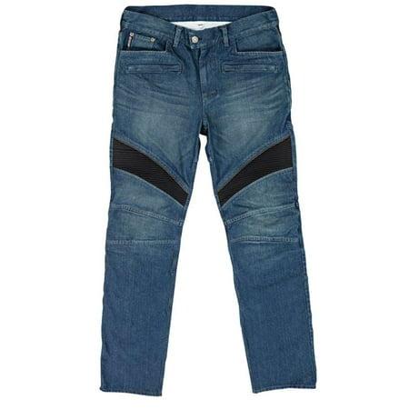 Joe Rocket Accelerator Jean 2015 Mens Pants Blue-Regular