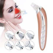 VBESTLIFE Rechargeable Pore Cleaner,Electric USB Facial Skin Care Pore Cleaner Blackhead Removal Vacuum Acne Cleanser Skin Lifting Cleaner