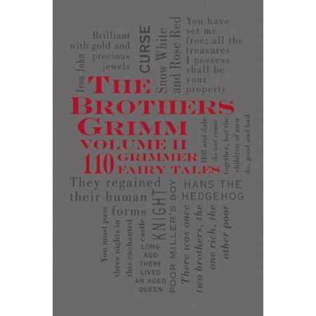 The Brothers Grimm: 101 Fairy Tales - eBook (Brothers Grimm Halloween Stories)