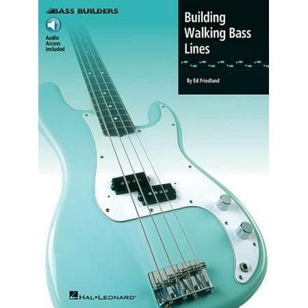 Building Walking Bass Lines (Best Walking Bass Lines)