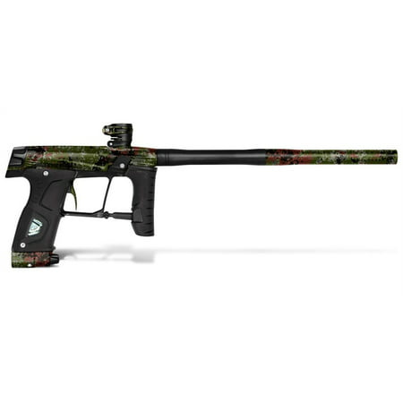 PLANET ECLIPSE GTEK 160R PAINTBALL MARKER GUN - FLECTARN / BLACK