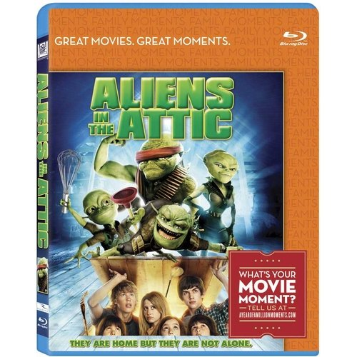Aliens In The Attic (Blu-ray) (Widescreen)