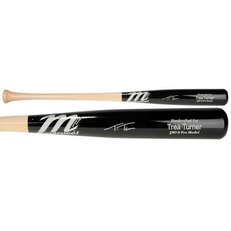 665fa9b20 Trea Turner Washington Nationals Fanatics Authentic Autographed Marucci  Game Model Bat - No Size
