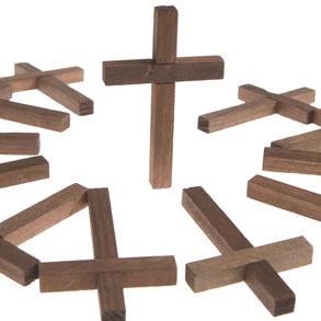 Wooden Crosses - Wooden Cross